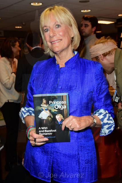 HH Princess Olga Romanov's book launch © Joe Alvarez