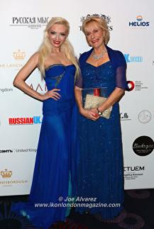 Lana Holloway, HH Princess Olga Romanoff Russian Debutante Ball 2016 © Joe Alvarez
