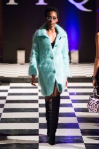 PPQ AW16 London Fashion Week show