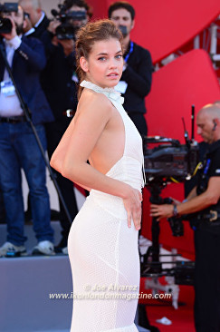 Barbara Palvin La La Land Premiere at the Venice Film Festival © Joe Alvarez.jpg