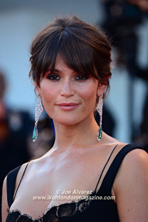 Gemma Arterton La La Land premiere at the Venice Film Festival © Joe Alvarez