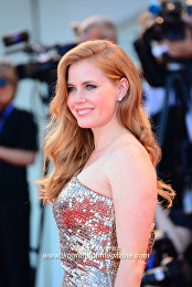 Amy Adams at The Nocturnal Animals Premiere at the Venice Film Festival © Joe Alvarez