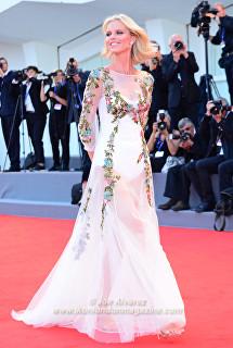 Eva Herzigova at the Venice Film Festival © Joe Alvarez