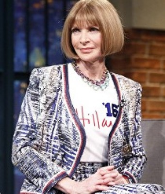 Anna Wintour Crossed the Line