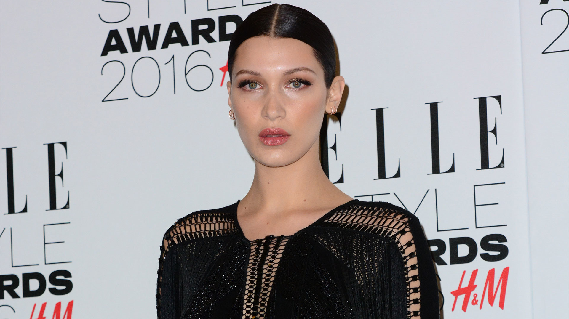 Bella Hadid Elle Style Awards © Joe Alvarez