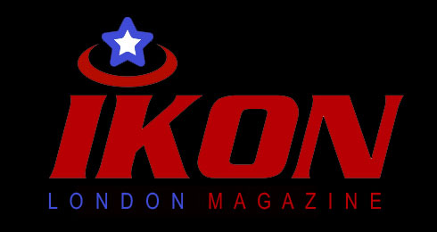Ikon London Magazine Logo