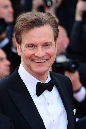 Colin Firth Loving Premiere © Joe Alvarez