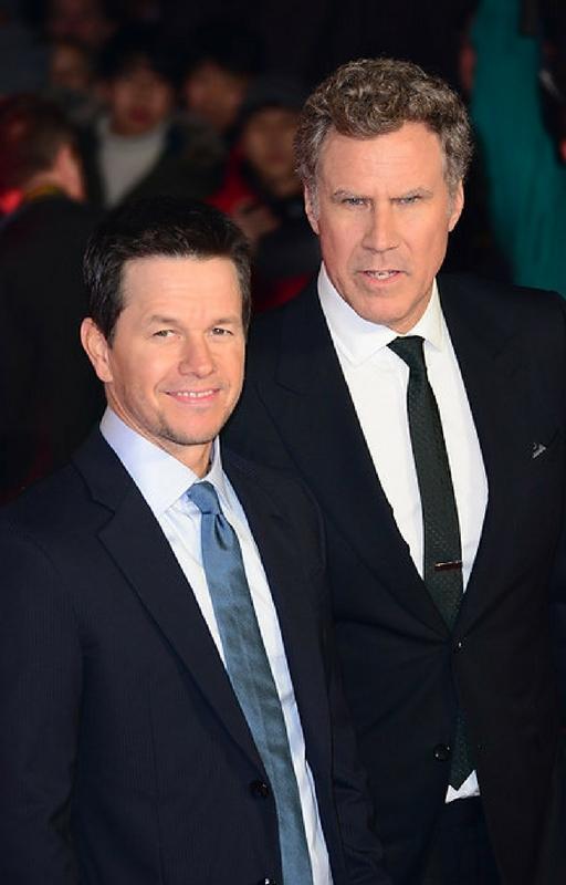 Mark Wahlberg and Will Ferrell Photo Credit: Joe Alvarez