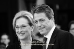 Meryl Streep Hugh Grant Florence Foster Jenkins European premiere © Joe Alvarez