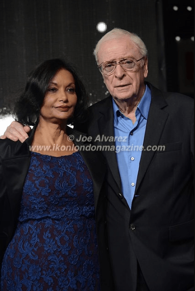 Michael Caine at the World Premiere of Interstellar © Joe Alvarez