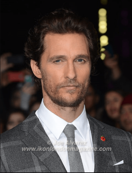 Matthew McConaughey at the World Premiere of Interstellar © Joe Alvarez