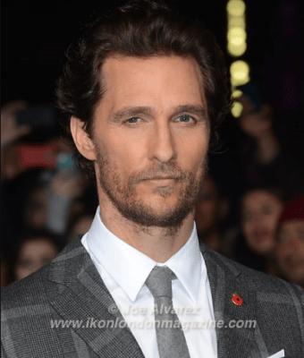 Matthew McConaughey at the World Premiere of Interstellar © Joe Alvarez