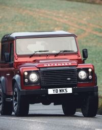 LAND ROVER DEFENDER V8 – 70TH EDITION