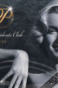 Presidents Club Gala at Dorchester