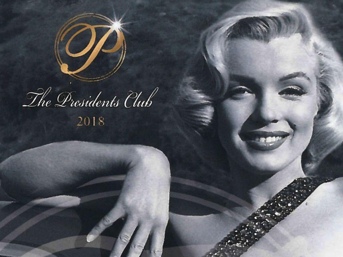 Presidents Club Gala at Dorchester