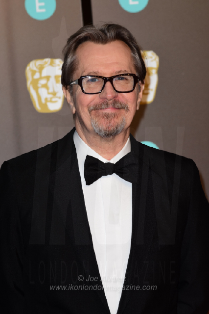Gary Oldman The BAFTAS arrivals 14135