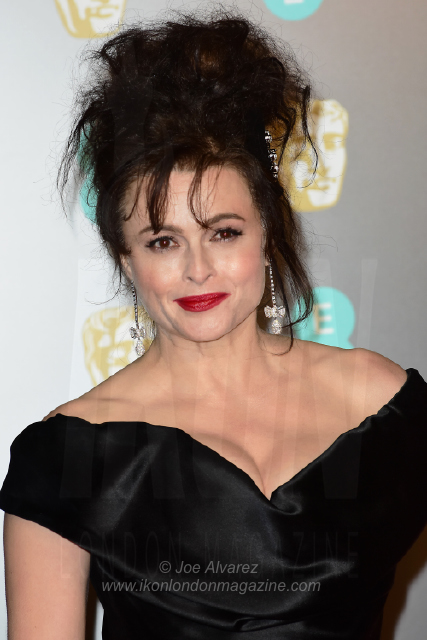 Helena Bonham Carte EE BAFTAs 2018 arrivals © Joe Alvarez