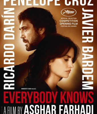 Cannes Film Festival 2018 Opening Film Everybody Knows starring Javier Bardem, Penelope Cruz