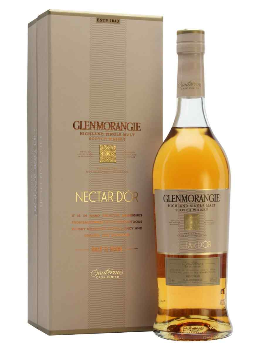 Glenmorangie Nectar D'Or 12 years old whisky