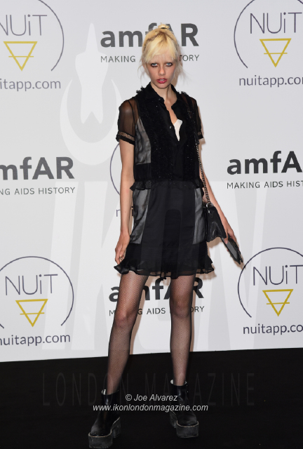 NUIT pre-amfAR party Cannes © Joe Alvarez