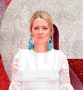 Edith Bowman Oceans's 8 European premiere 2018. Copyright JOE ALVAREZ