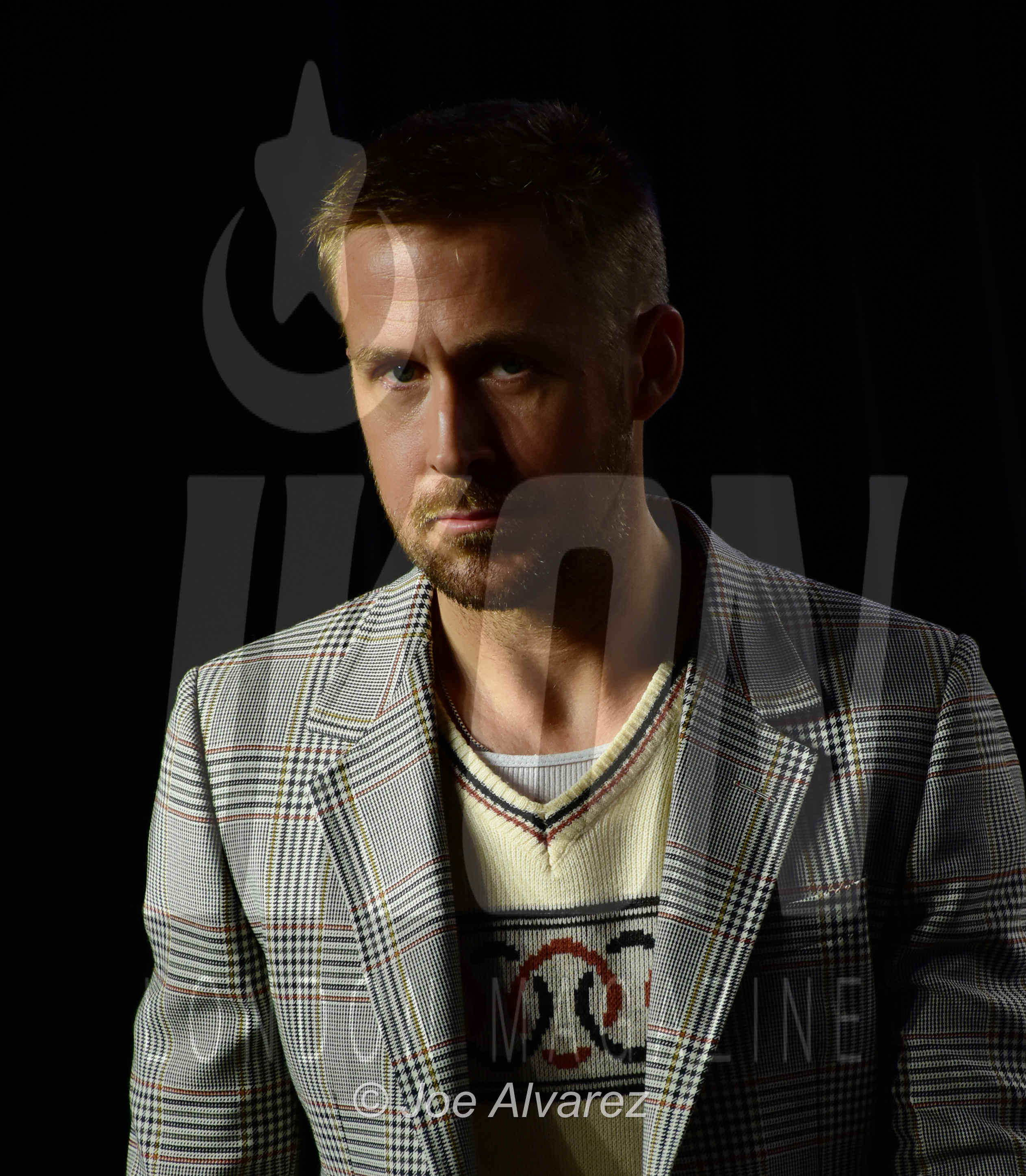 Ryan Gosling First Man press conference Toronto Film Festival TIFF © JOE ALVAREZ