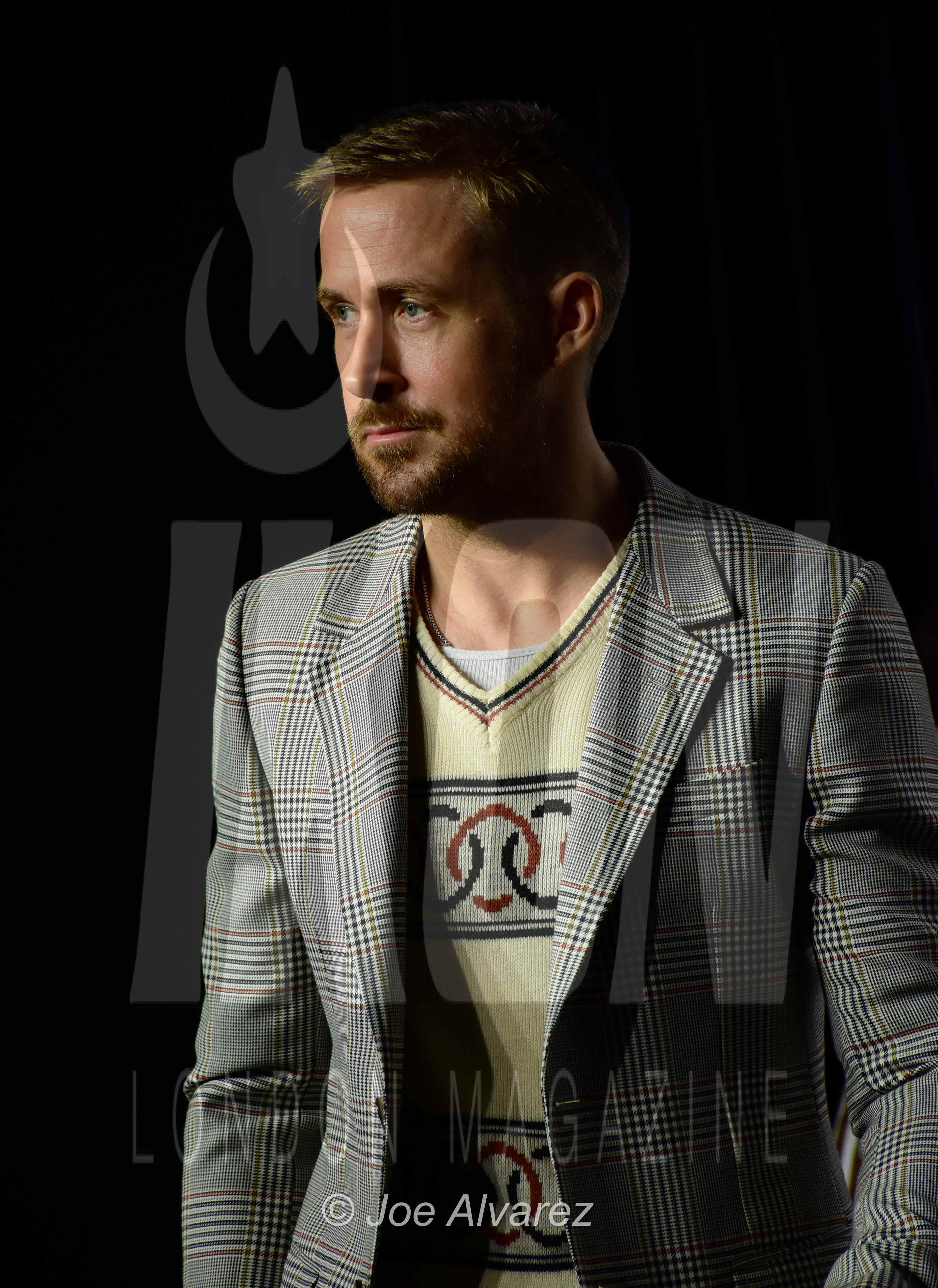 Ryan Gosling First Man press conference Toronto Film Festival TIFF © JOE ALVAREZ
