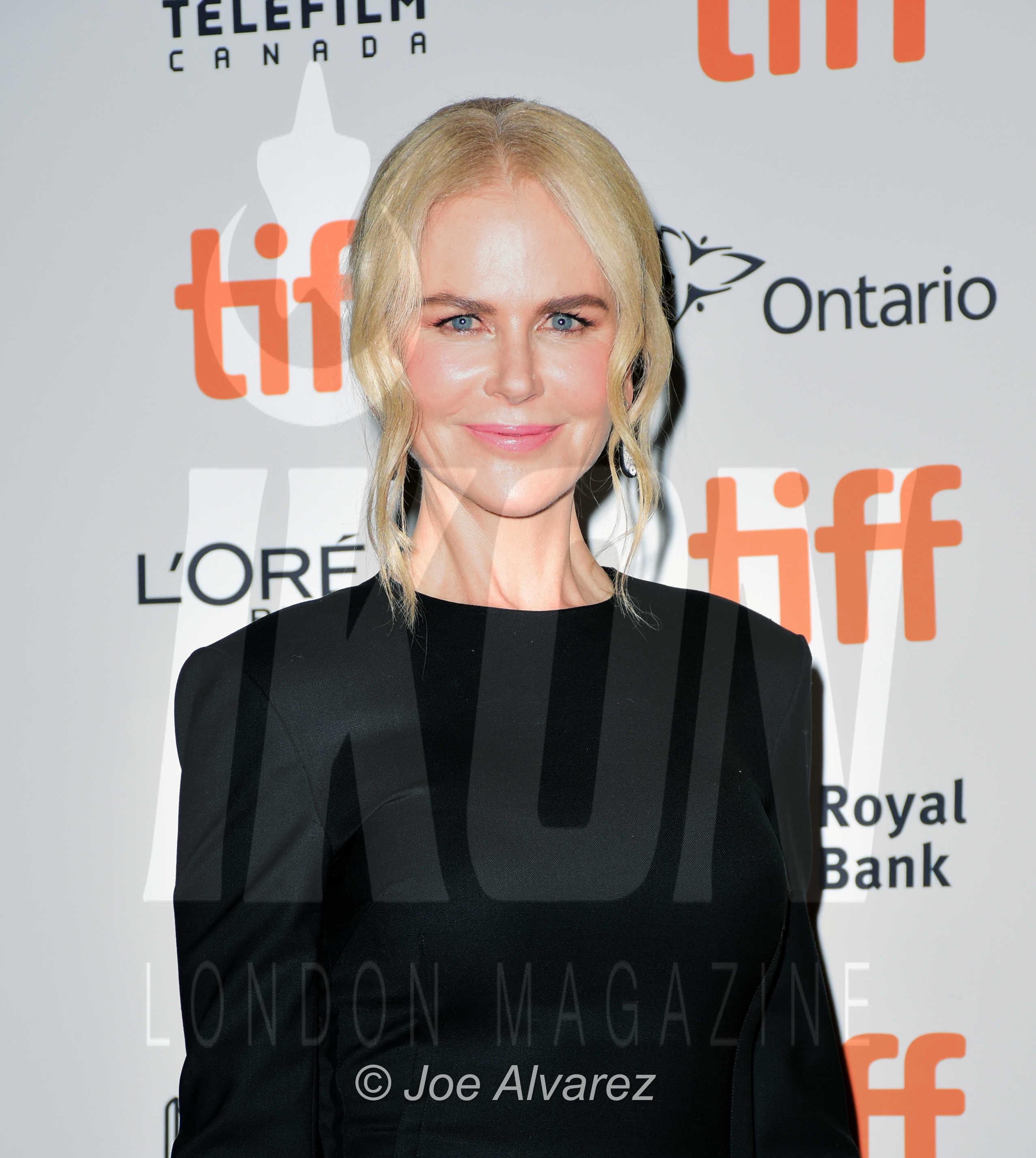 Nicole Kidman at the Boy Erased premiere Toronto Film Festival TIFF © Joe Alvarez 20903