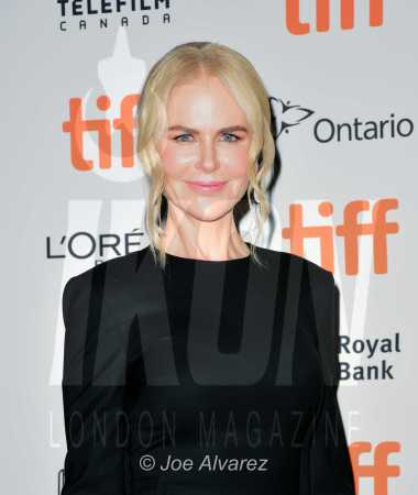Nicole Kidman at the Boy Erased premiere Toronto Film Festival TIFF © Joe Alvarez 20903