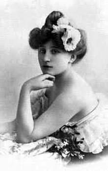 Sidonie-Gabrielle Colette. Photo credit: Wikipedia