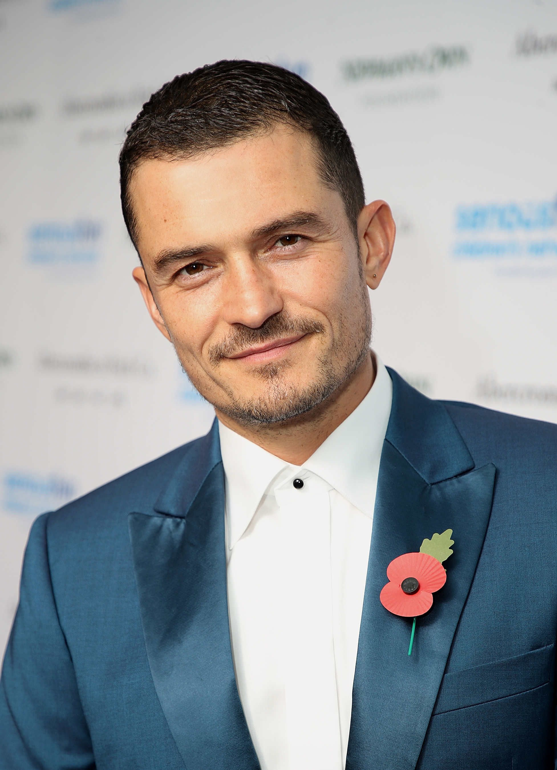 LONDON, ENGLAND - NOVEMBER 06:  Orlando Bloom attends the SeriousFun London Gala 2018 at The Roundhouse on November 6, 2018 in London, England.  (Photo by Mike Marsland/Mike Marsland/Getty Images for SeriousFun) *** Local Caption *** Orlando Bloom
