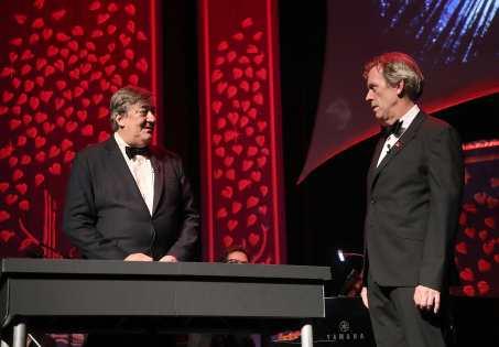 Stephen Fry, Hugh Laurie