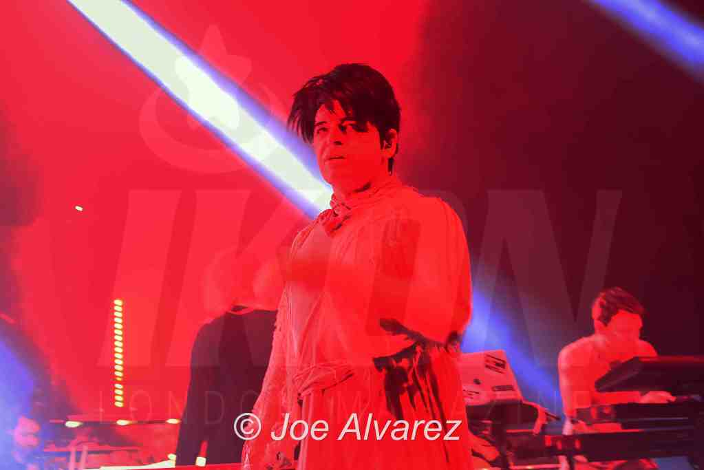 Gary Numan Savage Concert © JOE ALVAREZ