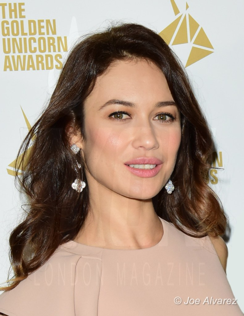 Olga Kurylenko tested positive for Coronavirus COVID-19 © JOE ALVAREZ
