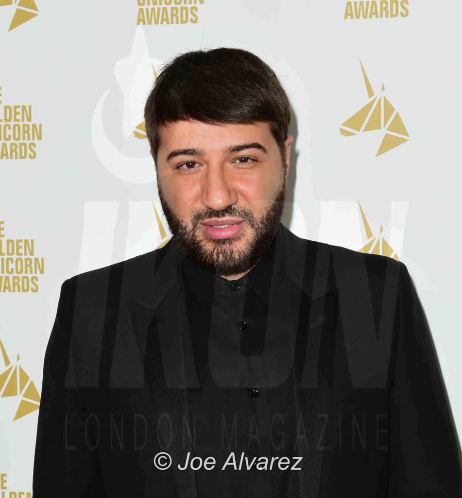 Dmitriy Chograshi The Golden Unicorn Awards 2018 © JOE ALVAREZ