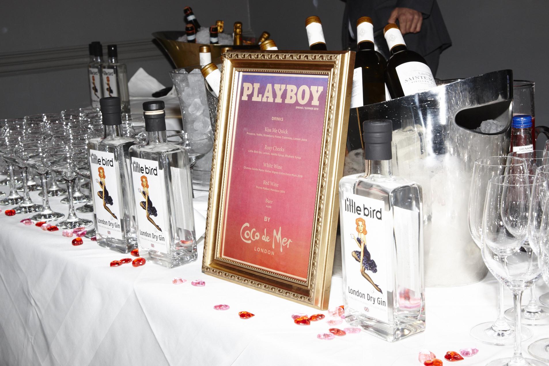 Coco De Mer SS19 Playboy Party