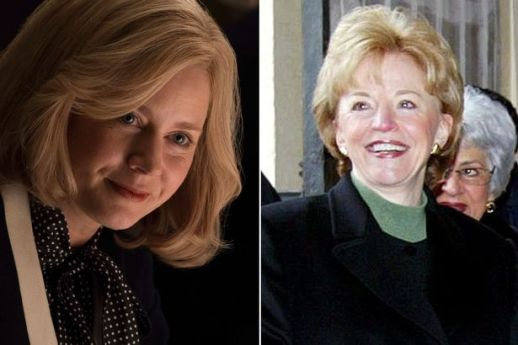 Amy Adams as Lynne Cheney