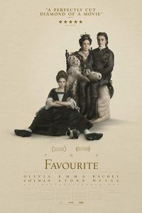 The Favourite Poster Film Review by Ikon London Magazine