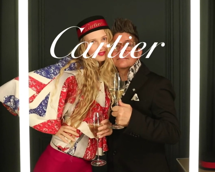 Cartier Party Tamara Orlova Alvarez Joe Alvarez