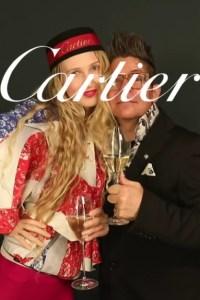 Cartier Party Tamara Orlova Alvarez Joe Alvarez
