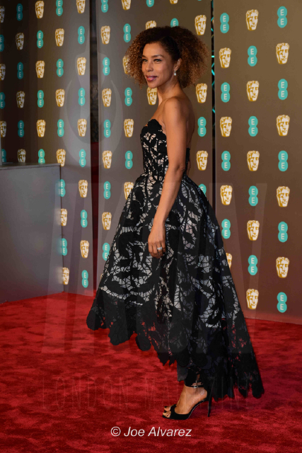 Sophie Okonedo EE British Academy Film Awards 2019 © Joe Alvarez