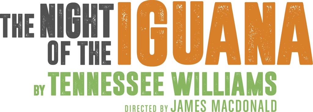 Tennesee Williams The Night Of The Iguana Clive Owen