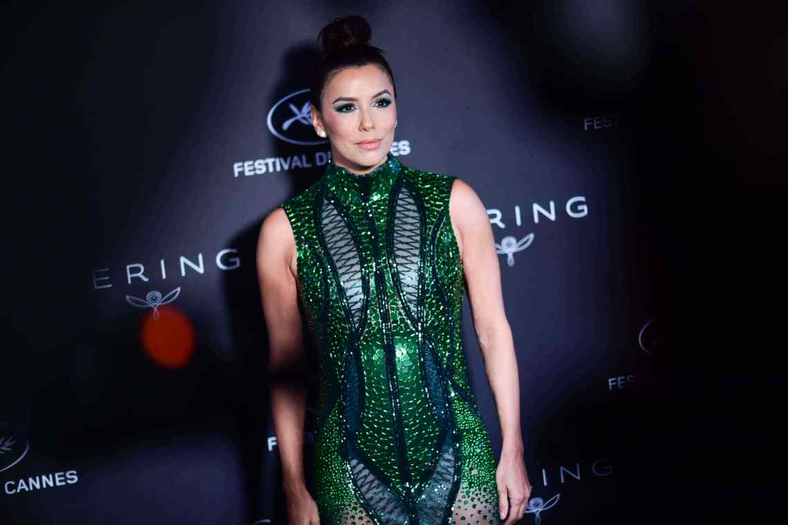 Eva Longoria Kering Women in Motion Awards 72 Cannes Film Festival