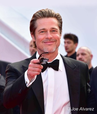 Brad Pitt © Joe Alvarez