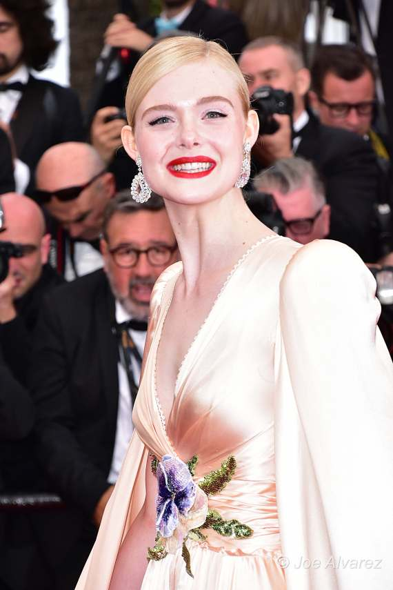 Elle Fanning Jury of the 72 Cannes Film Festival attending the opening night premiere The Dead Don't Die © Joe Alvarez