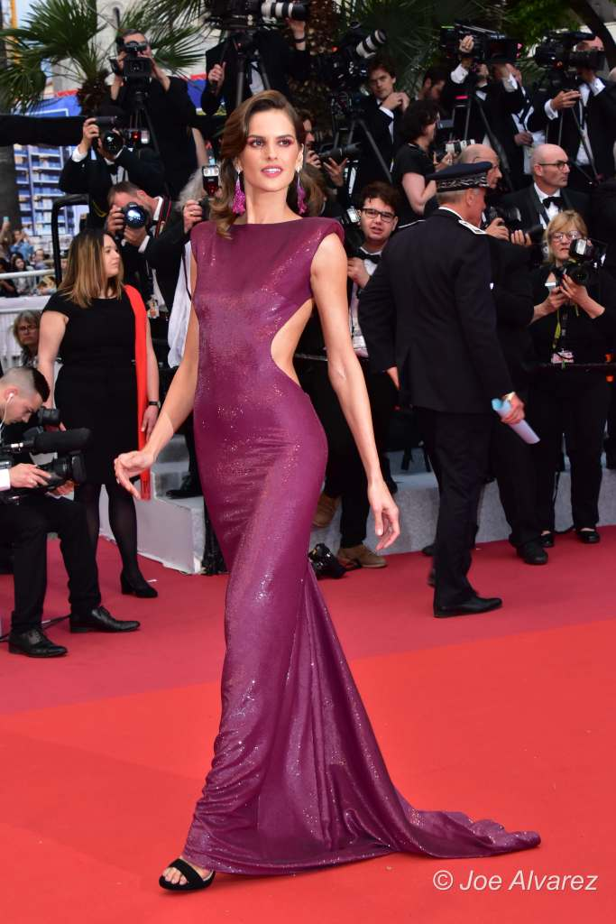 Izabel Goulart 72 Cannes Film Festival attending the opening night premiere The Dead Don't Die © Joe Alvarez