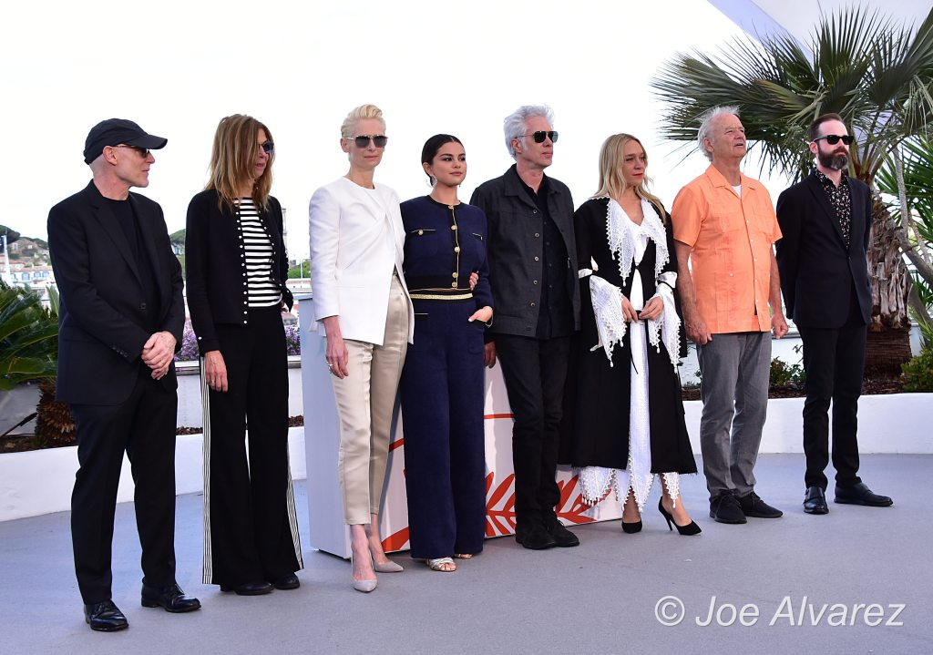 The Dead Don't Die cast photo call - Cannes © Joe Alvarez