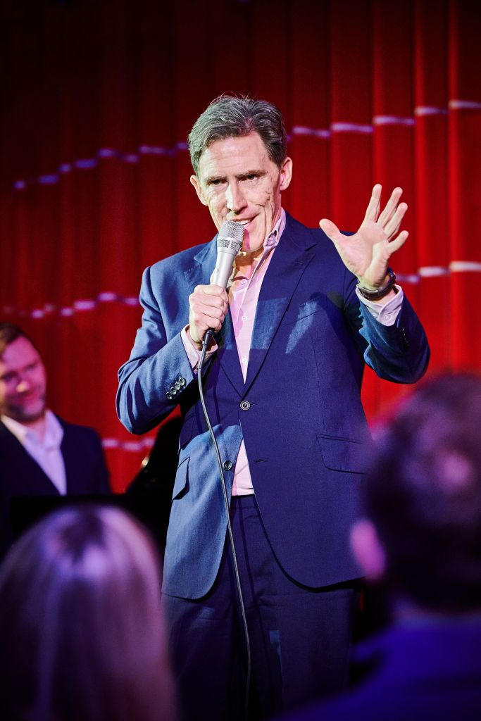 performing his brand new show, Rob Brydon - Songs and Stories