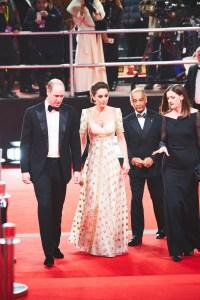 Duke and Duchess of Cambridge. Photo courtesy of BAFTA