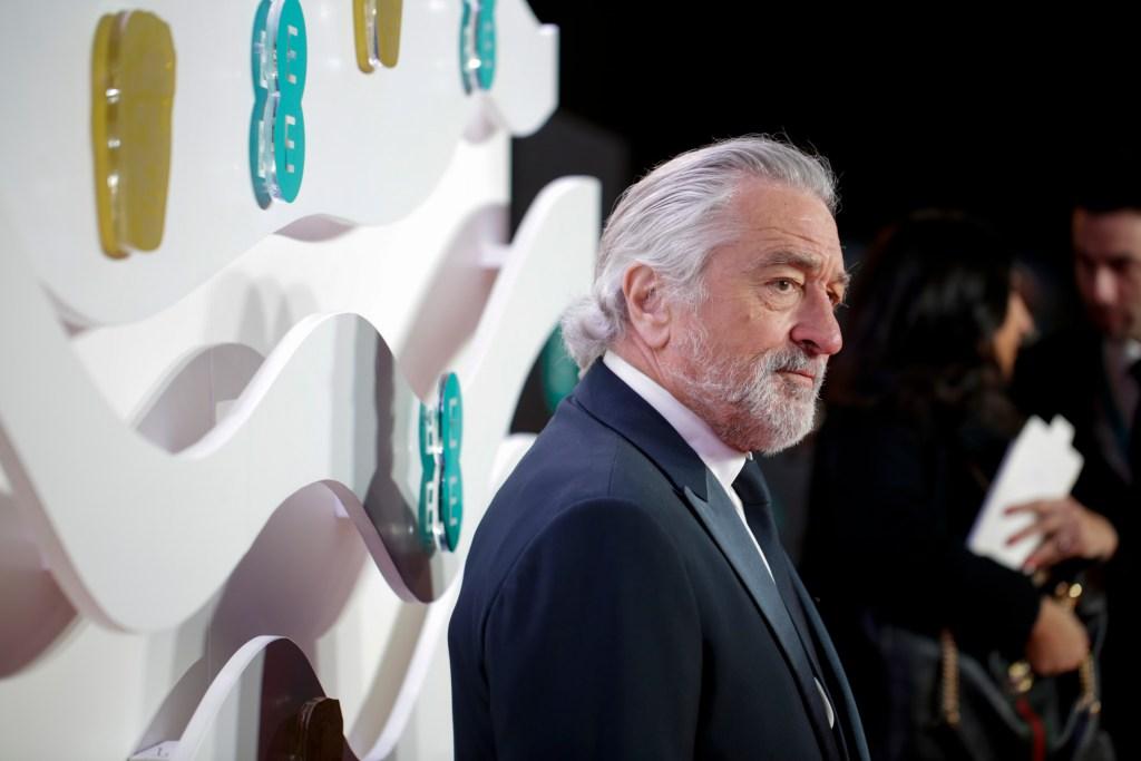 Robert De Niro Event: EE British Academy Film Awards 2020Date: Sunday 2 February 2020Venue: Royal Albert Hall, Kensington Gore, South Kensington, London Host: Graham Norton-Area: Red Carpet